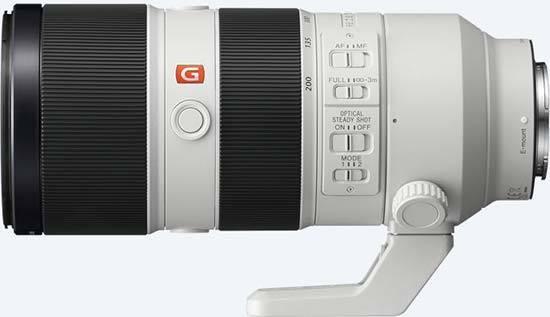 Đánh giá ống kính Sony FE 70-200mm F2.8 GM OSS