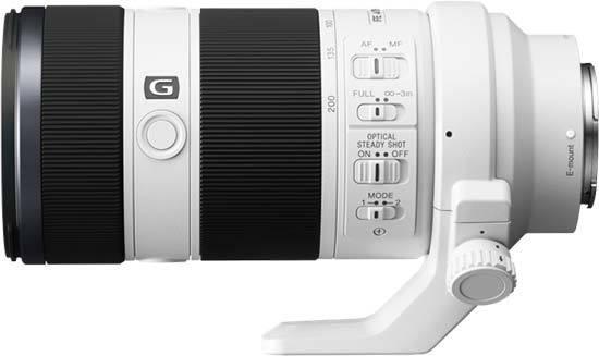 Đánh giá ống kính Sony FE 70-200mm F4 G OSS