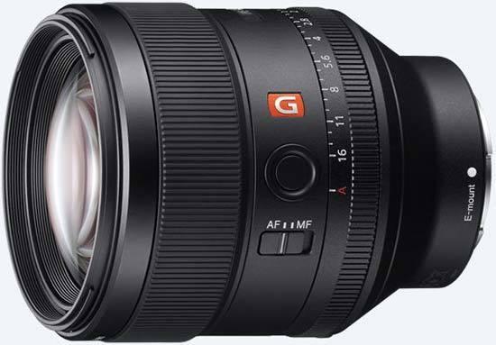 Đánh giá ống kính Sony FE 85mm f/1.4 GM