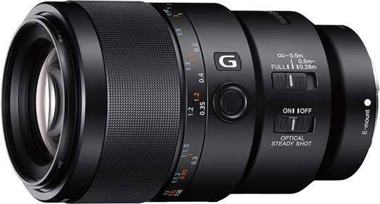 Đánh giá ống kính Sony FE 90mm f/2.8 Macro G OSS