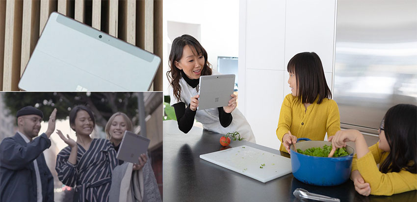 Trên tay Surface Go: 2 in 1 cực gọn nhẹ, cấu hình vừa đủ, pin ấn tượng