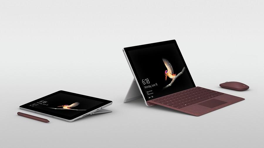 Microsoft Surface Go: phân khúc tầm trung đa nhiệm