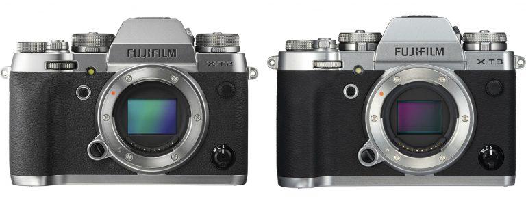10 điểm khác biệt chính giữa Fujifilm X-T2 và X-T3