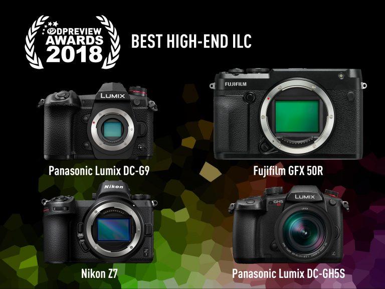 Top 4 máy ảnh ILC cao cấp xuất sắc nhất đoạt giải thưởng DPReview 2018