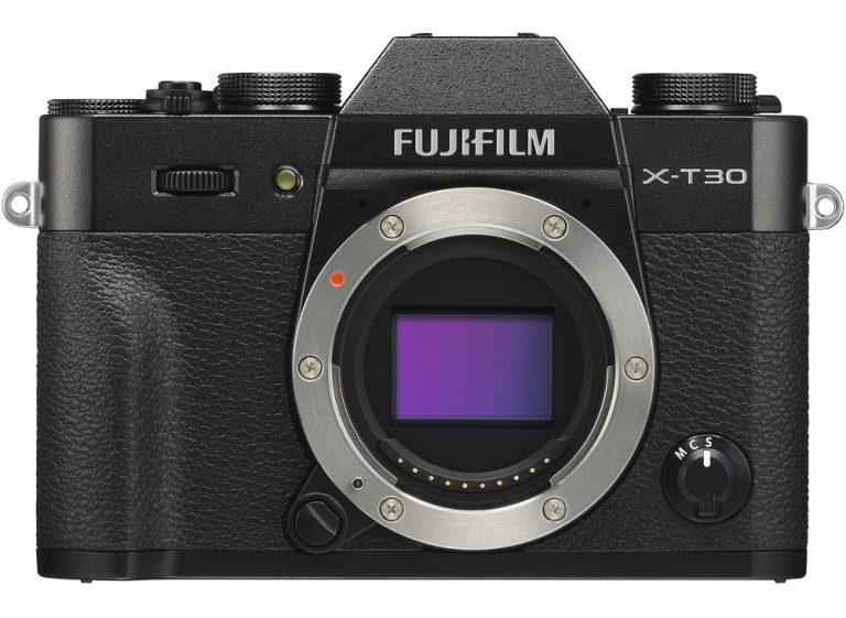 Fujifilm phát hành bản cập nhật firmware 1.01 cho máy ảnh X-T30