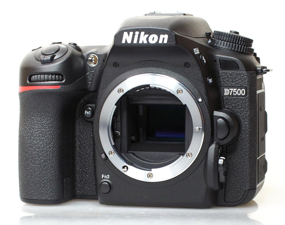 Đánh giá Nikon D7500