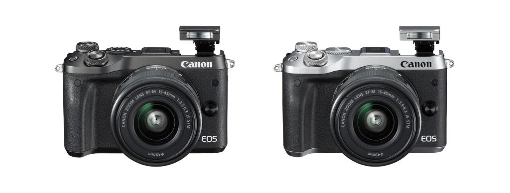 EOS M6 thế hệ mới – Máy ảnh không gương lật nhỏ gọn với khả năng lấy nét siêu nhanh