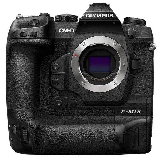 Olympus trung thành với phân khúc M43, ra mắt máy ảnh OM-D E-M1X