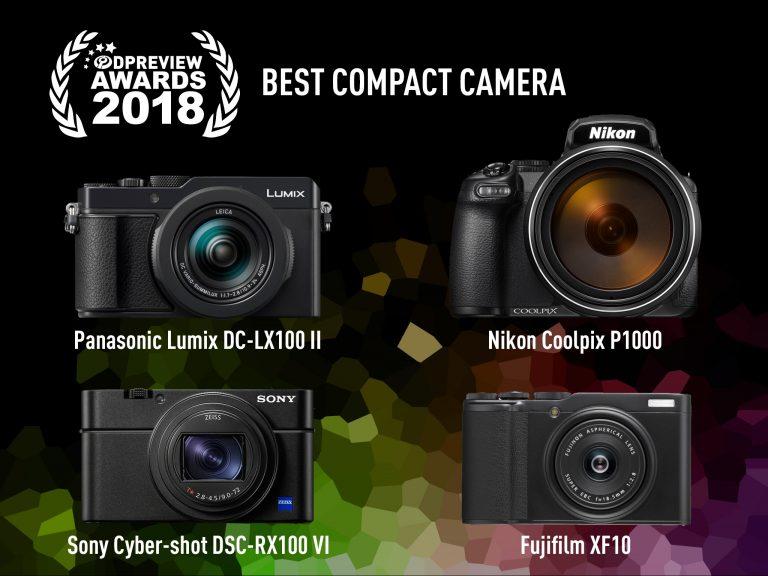 Top 4 máy ảnh compact xuất sắc nhất đoạt giải thưởng DPReview 2018