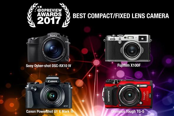 TOP 4 máy ảnh compact nhỏ gọn được đánh giá cao nhất tại DPReview năm 2017