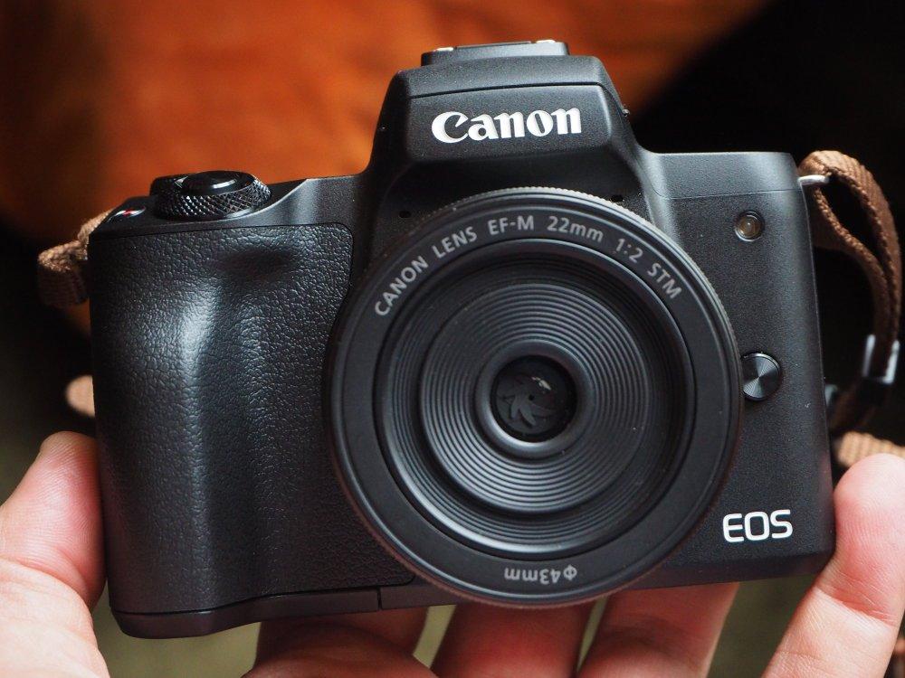 Canon EOS M50 – Thông điệp mới từ Canon với thị trường máy ảnh không gương lật