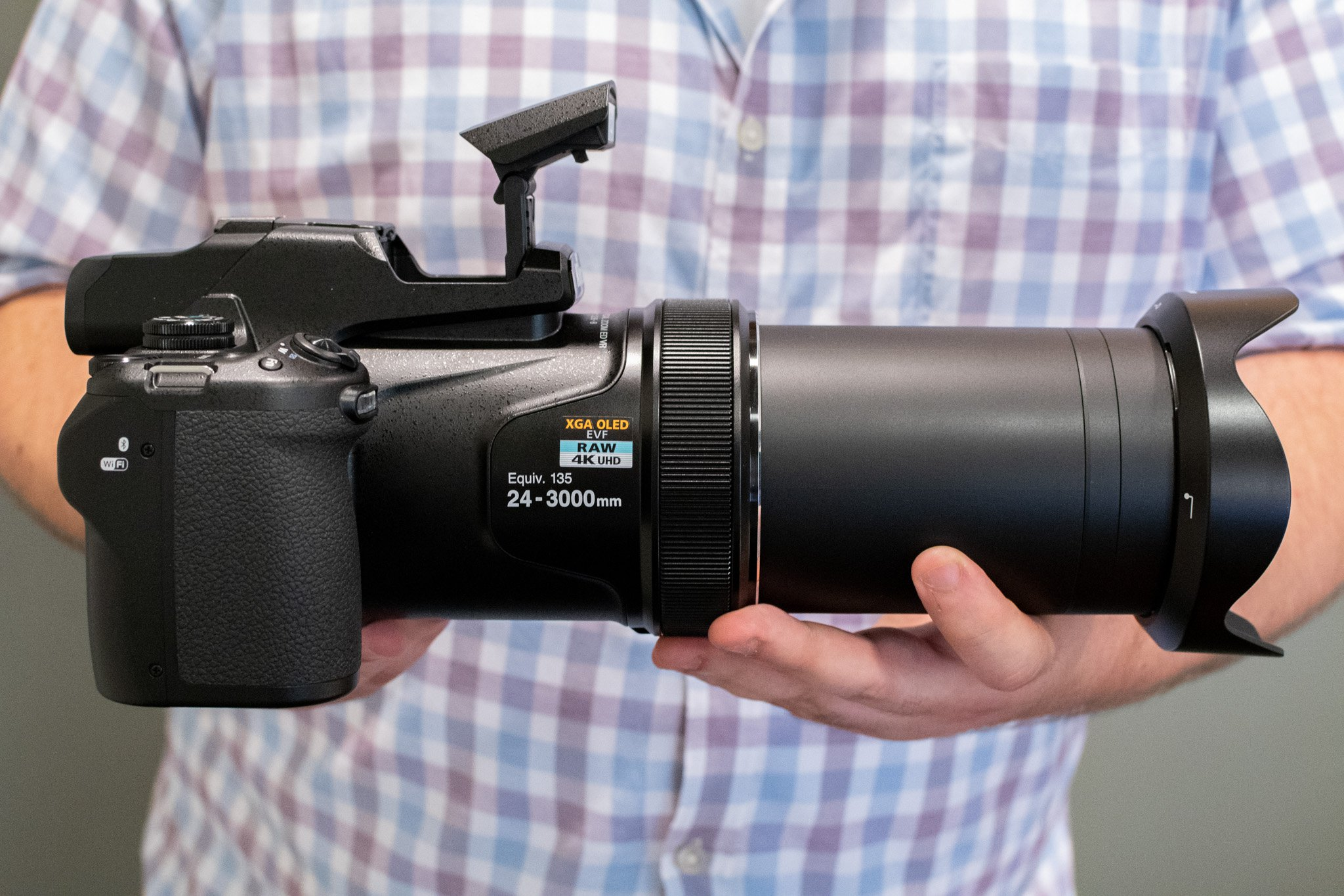 5 điểm lưu ý của Nikon Coolpix P1000