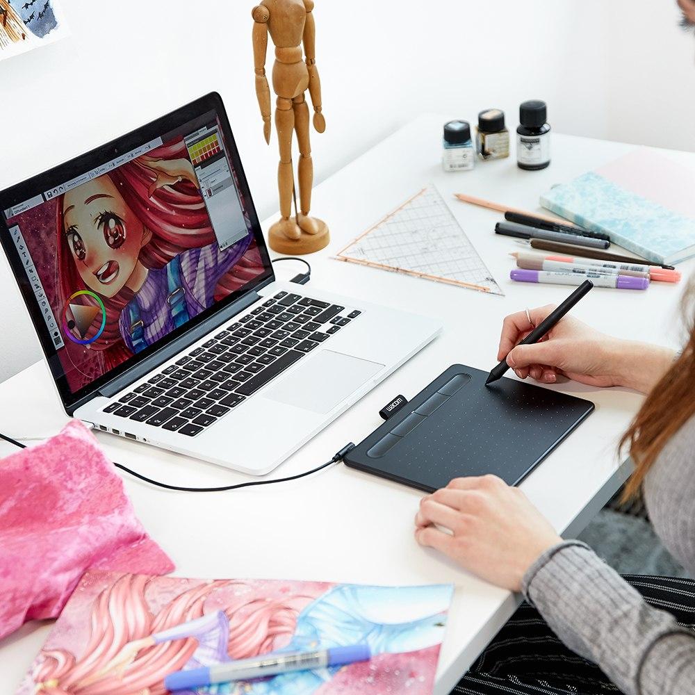 5 loại bảng vẽ Wacom mà Designer nên dùng