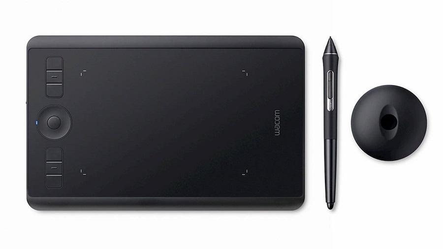 Wacom ra mắt bảng vẽ Intuos Pro Small mới