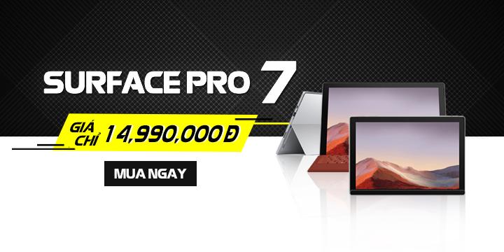 Sunface Pro 7 2019 gia chi con 15tr490k