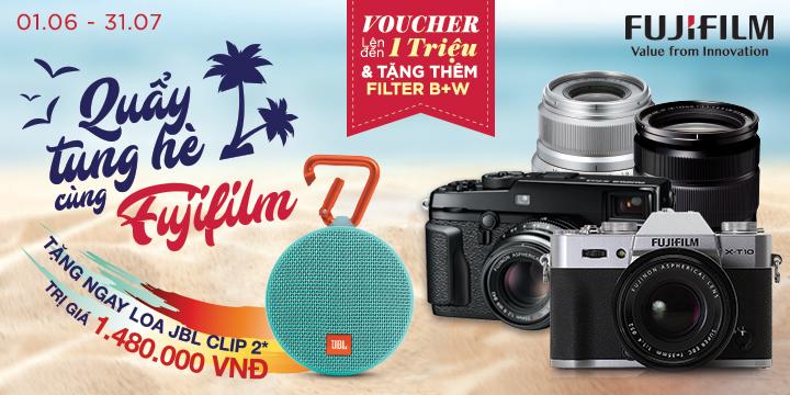 Fujifilm Voucher Giam Den 1 Trieu
