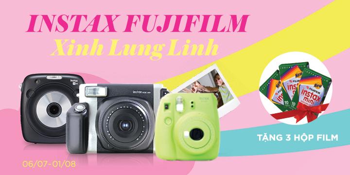 Fujifilm Intax Gia Tot