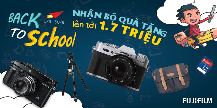 Mua may anh Fujifilm X-T10 nhan ngay qua tang den 1tr7