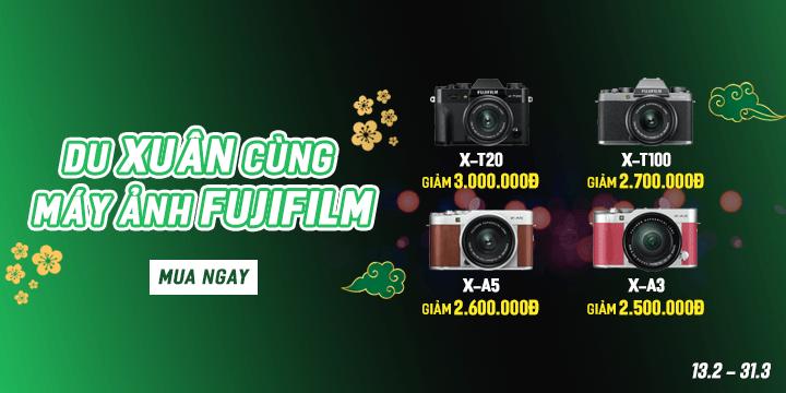 Fujifilm du xuan 2019