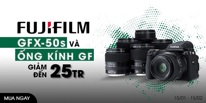 Fujifilm gfx 50s uu dai den 25tr