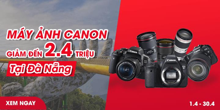 Canon zShop Da Nang giam den 1tr4
